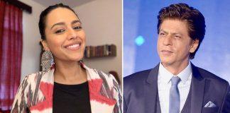 Shah Rukh Khan's Reaction When A Drunk Swara Bhasker Harassed Him Is EPIC!