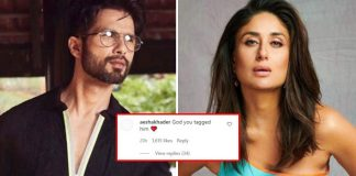 Kareena Kapoor Khan Tags Shahid Kapoor On Jab We Met Post, Netizens Are In Disbelief!