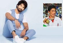Shahid Kapoor To Turn Producer For Dingko Singh Biopic?