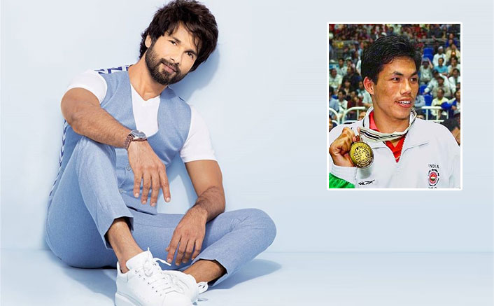 Shahid Kapoor To Turn Producer For Dingko Singh Biopic?(Pic credit: Instagram/shahidkapoor)