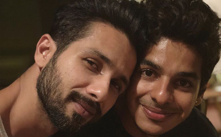"""Shahid Kapoor Showcases His Mood In A Video, Ishaan Khatter Says, """"This Be The Real You..."""""""
