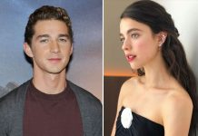 Shia LaBeouf & Margaret Qualley Bares It All For For Artful Video For Rainsford's Love Me Like You Hate Me