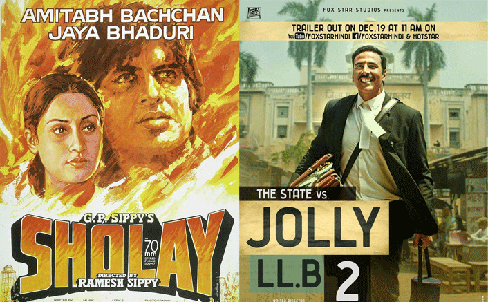 Sholay's One Song & A Scene Took More Time Than Akshay Kumar's Jolly LLB 2 Entire Shoot [Fact-O-Meter]