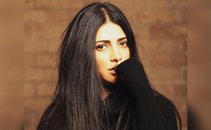 Shruti Hassan: Learned to love in new way in 2020(Pic credit: Instagram/shrutzhaasan)