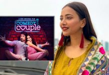 Shweta Basu Prasad discovers the challenge of comedy in her latest
