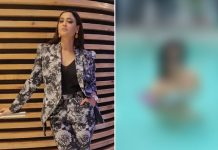 Shweta Tiwari Oozes Oomph In A Swimsuit & She's Jaw-Dropping, See PICS