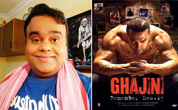 Did You Know? Bhabiji Ghar Par Hain's Vaibhav Mathur AKA Teeka Was Part Of Aamir Khan's Ghajini(Pic credit: Instagram/vaibhav.mathur.teeka)