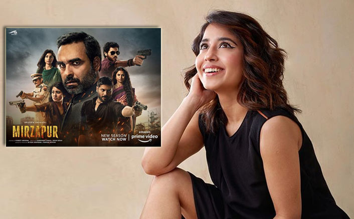 Shweta Tripathi Speaks About Getting Emotional On Mirzapur 2 Sets