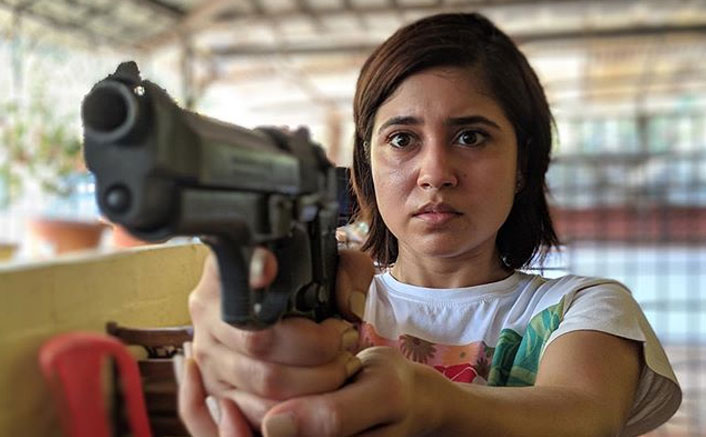 "Mirzapur 2's Shweta Tripathi On Holding A Gun For The First Time: ""The Loud Shook Me Completely"""