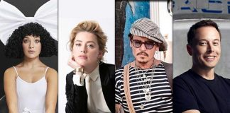 Sia Supports Johnny Depp & Bashed Amber Heard & Her Ex Elon Musk!
