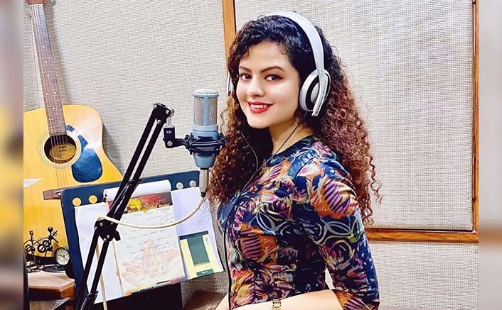 Singer Palak Muchhal opens up on life amid pandemic