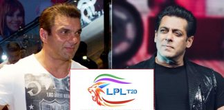 Sohail Khan Clarifies About His Family's Zero Involvement In Lanka Premier League