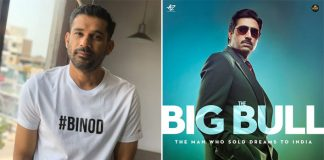 Sohum Shah resumes shoot for The Big Bull
