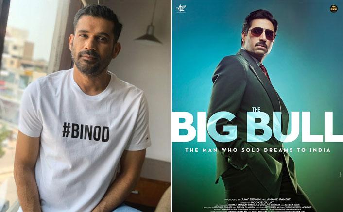 The Big Bull: Sohum Shah Revisits Tumbbad As He Begins Shooting For Abhishek Bachchan Starrer(Pic credit: Facebook/Sohum Shah)