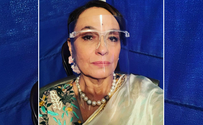 Soni Razdan Shares Her New Look From Sets & It's So Relatable