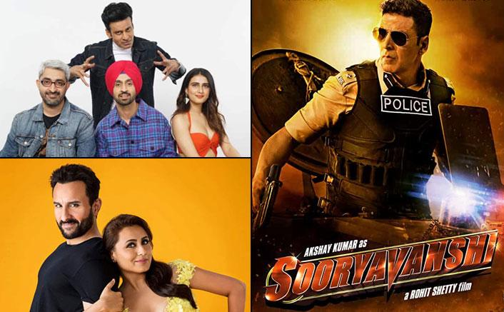 Sooryavanshi Exits, From Suraj Pe Mangal Bhari To Bunty Aur Babli 2 - These Films May Hit Cinemas On Diwali