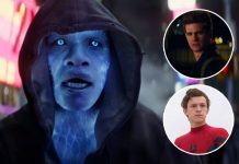 Spider-Man 3 fan Art: Tom Holland Replaces Garfield Against Jamie Foxx's Electro