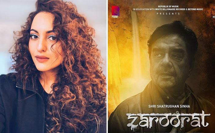 "Shatrughan Sinha & Sonakshi Sinha On Their Upcoming Song Zaroorat: ""We Hope It Inspires People To Be Kind"""