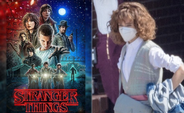Stranger Things 4: Natalia Dyer & Others Are Back On The Set As Shooting Resumes - See Pics!