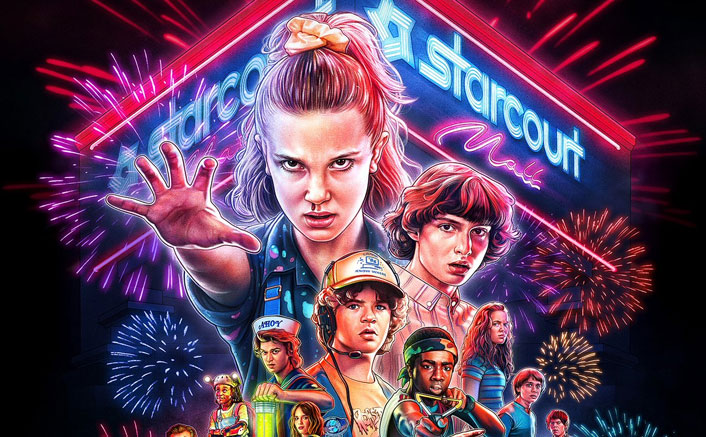 Stranger Things Season 4 Shoot Resumes, Netflix Teases With Creepy Behind-The-Scenes Photo