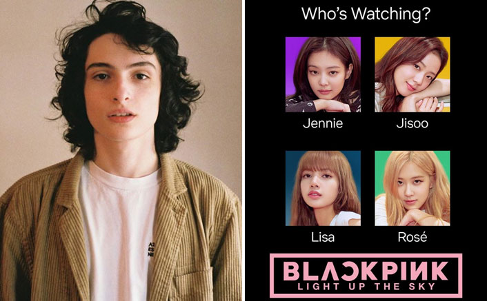 Stranger Things' Finn Wolfhard Has Sweet Wishes For BLACKPINK & Its Netflix Documentary!