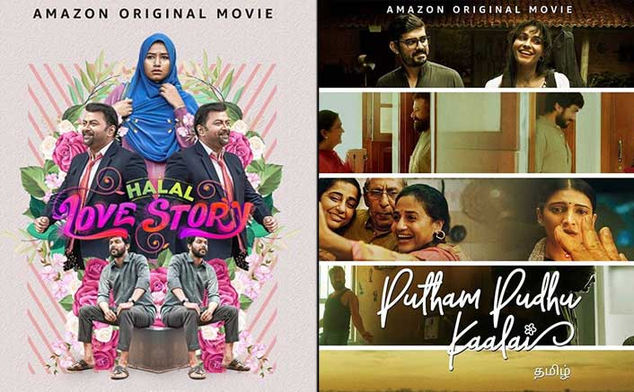 Evil Eye To Puthan Pudhu Kaalai: Amazon Prime Movies That You Shouldn't Miss In October!