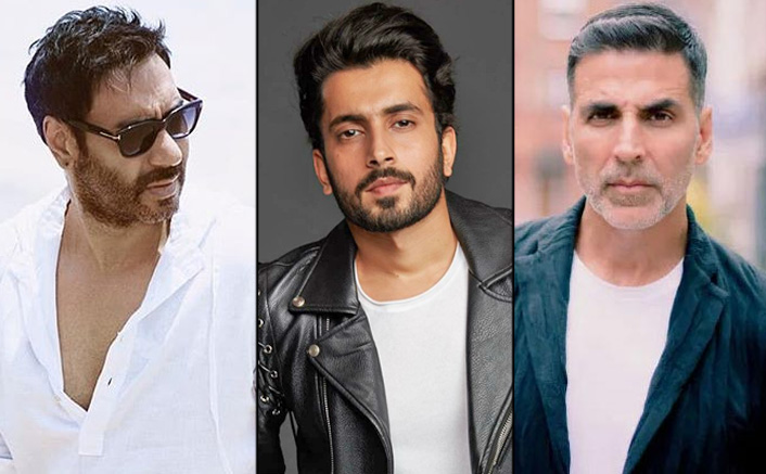 Sunny Singh shares his reasons for looking upto Ajay Devgn and Akshay Kumar in the industry