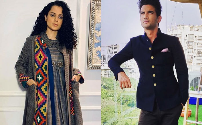 "Kangana Ranaut Refuses To Believe AIIMS' Verdict: ""Sushant Singh Rajput Was Bullied & Outcast..."""