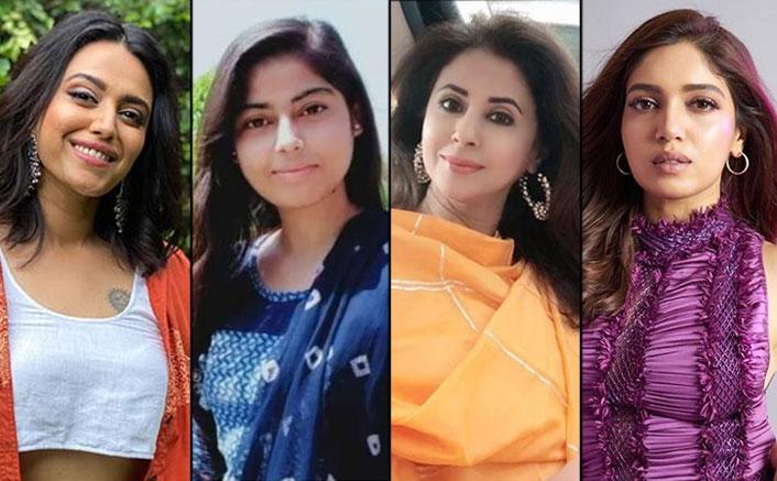 Swara Bhasker, Bhumi Pednekar & Urmila Matondkar Demand Justice For Nikita Tomar