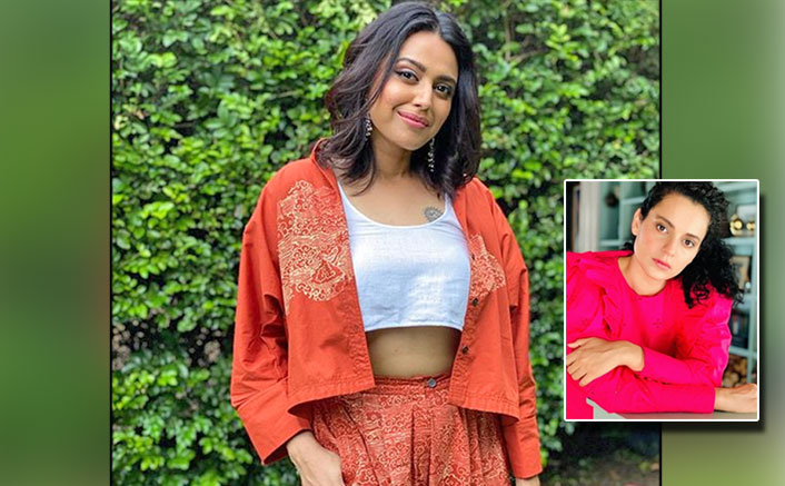 """Swara Bhasker Takes A Sly DIG At Kangana Ranaut: """"Weren't Some People Going To Return Their Government Bestowed Awards?"""""""
