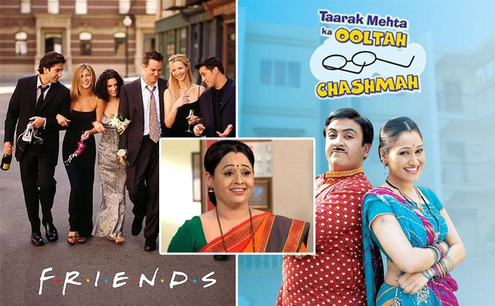 Taarak Mehta Ka Ooltah Chashmah: Here's How Sonalika Joshi REACTED On Show's Comparison With FRIENDS