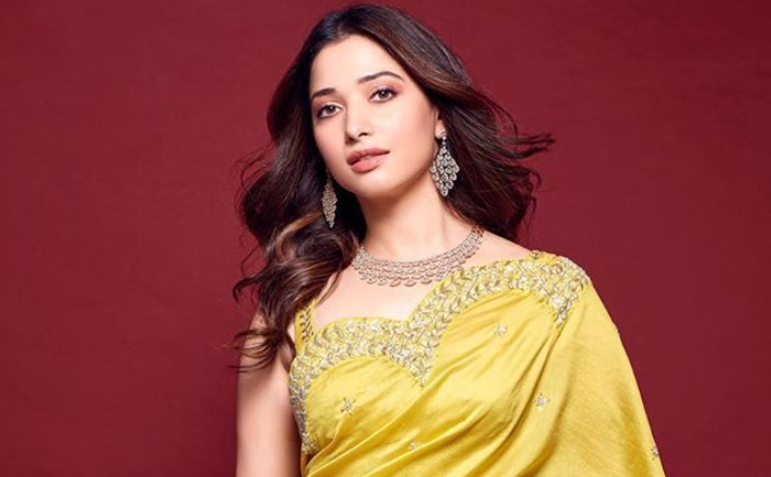"""Tamannaah Bhatia Tests COVID-19 Positive, Says """"It Has Been A Strenuous Week"""""""