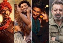 Tanhaji, Malang, Dil Bechara & Sadak 2 – Here's Which Bollywood Films Are Making It To Theatres This Week