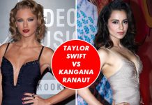 Taylor Swift VS Kangana Ranaut Fashion Face-Off: Who Raised The Boldness Quotient Like No Other?