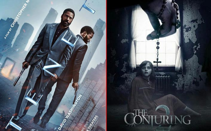 Tenet Box Office (Worldwide): Christopher Nolan's Sci-Fi Crosses The Conjuring 2