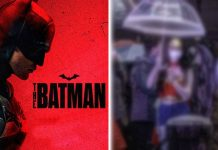 The Batman: The Sets Pictures Reveal When The Movie Is Set & Wonder Woman & Super Man Also Exist In The Batman Universe!