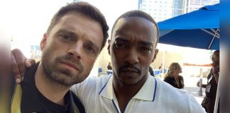 The Falcon And The Winter Soldier: New 'Captain America' Anthony Mackie On Bromance With 'Bucky' Sebastian Stan