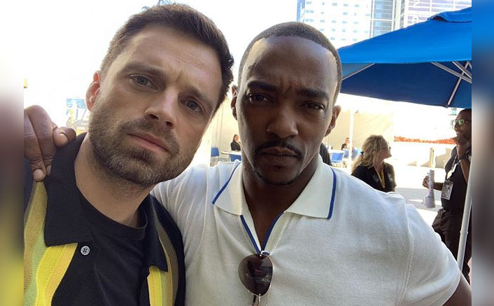 The Falcon And The Winter Soldier: New 'Captain America' Anthony Mackie On Bromance With 'Bucky' Sebastian Stan(Pic credit: Instagram/imsebastianstan)