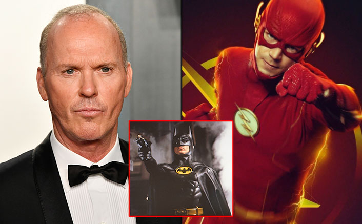 The Flash: Michael Keaton Opens Up On Playing Batman In The Movie