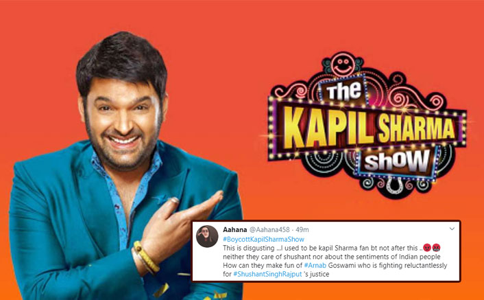 The Kapil Sharma Show: Angry Netizens Trend #BoycottKapilSharmaShow, Here's What Went Wrong!