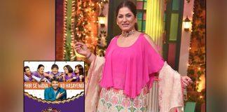 """The Kapil Sharma Show: Comedian Turns Navjot Singh Sidhu, Says """"Archana Puran Singh Meri Kursi Kha Gayi"""""""