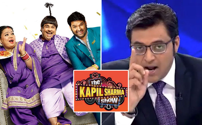 The Kapil Sharma Show: Kiku Sharda MOCKS Arnab Goswami But Netizens Slam The Writing
