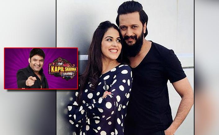 The Kapil Sharma Show: Riteish Deshmukh Recalls Being Referred To As Genelia's Husband & How It Hurt His Ego, WATCH!