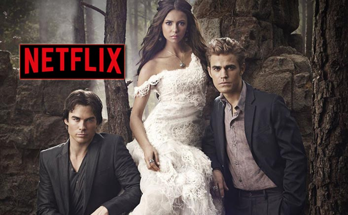 The Vampire Diaries Ft. Nina Dobrev-Paul Wesley Is Leaving Netflix & Twitterati Can't Handle The Pain!