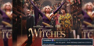 The Witches Twitter Review: Anne Hathaway Impressed, Film Receives Mixed Response & Comparisons
