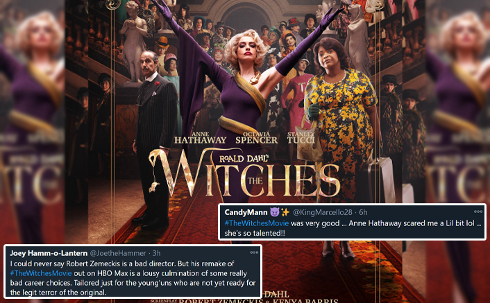 The Witches Twitter Review: Anne Hathaway Leaves Fans Impressed With Her Performance