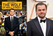 The Wolf Of Wall Street: When Leonardo DiCaprio Got Ham Shot On His Face 70 Times