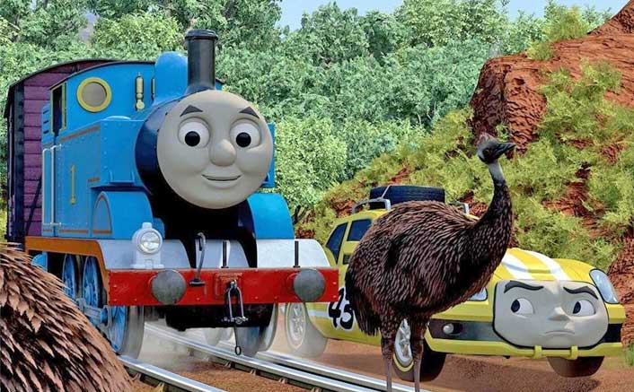 Thomas & Friends Fans! Your Favourite Cartoon Show To Be A Film