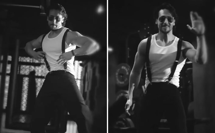 Tiger Shroff Begins The 'Unbelievable' Challenge With His Cool Shades, Can You Take It?