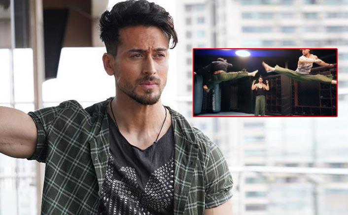 Tiger Shroff Reveals His Biggest Competitor On Instagram & It's All The Motivation You Need On A Monday